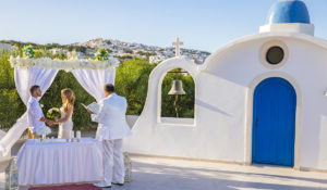 pakiet santorini budget wedding