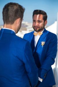 wesele gejów santorini