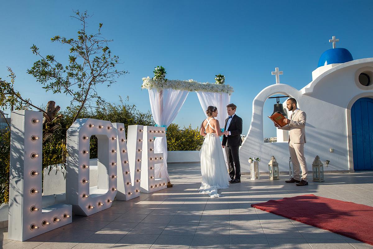 Pakiet Santorini Budget Wedding